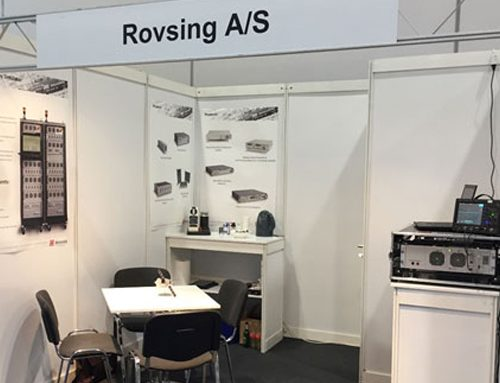 Rovsing at Space Tech Expo Europe, Bremen, 19 -21 November, 2017